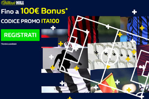 Promo William Hill